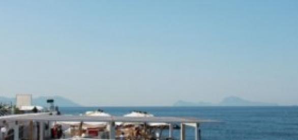 cote de l'Italie du Sud, fin juin 2013