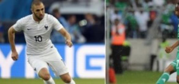 coupe du monde 2014 : Nigéria / France