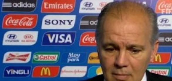 Alejandro Sabella treinador argentino