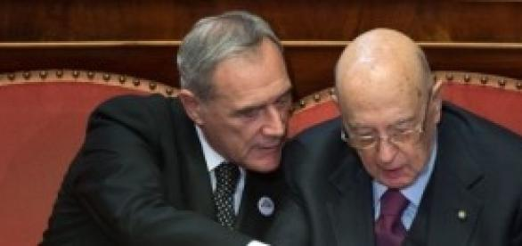 Trattativa Stato-mafia, Grasso e Napolitano testi
