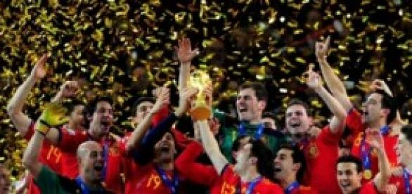 La copa del mundo de 2010 (Blog myspanishinspain)