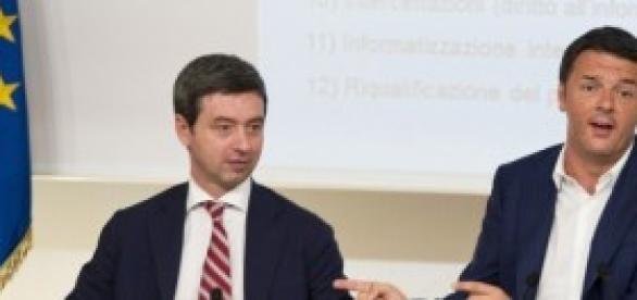 Riforma giustizia 2014 targata Renzi - Orlando