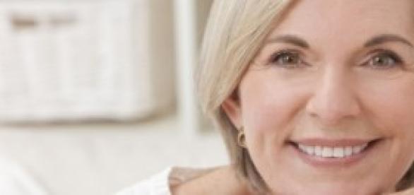 La mujer y la menopausia.