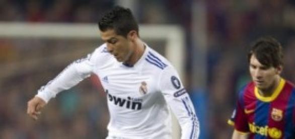 Cristiano contra Messi el duelo continua.