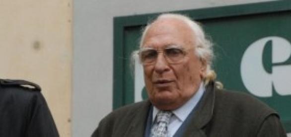 Il leader dei Radicali Marco Pannella
