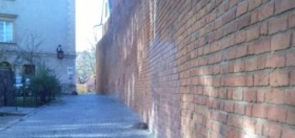 10. Stare Miasto, wewnątrz murów staromiejskich