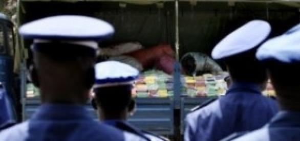 Des éléments de la Gendarmerie sénégalaise