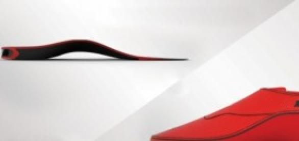 Chaussure et semelle inteligentes