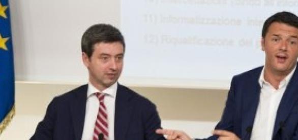 Amnistia e indulto 2014, decreto Renzi - Orlando