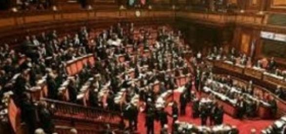 Lavori ad oltranza al Senato