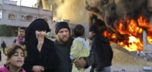 Le armi che uccidono a Gaza sono italiane