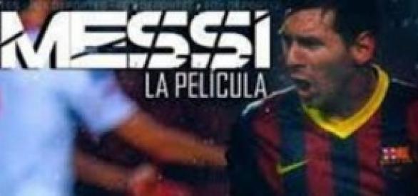 """Se estrenó en Río de Janeiro """"Messi"""" la pelicula"""