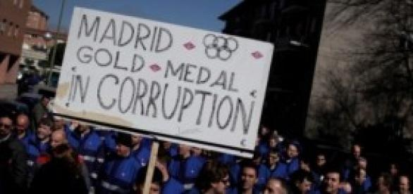 Corruption: Spain is different