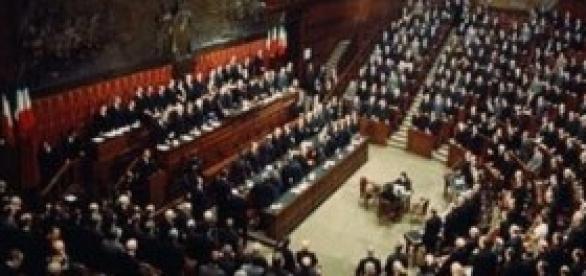 Nuova bagarre in Senato sugli emendamenti.