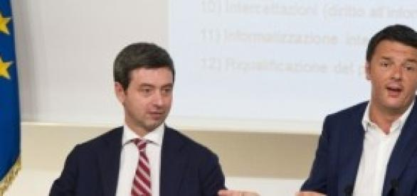 Amnistia e indulto, svuota carceri Orlando- Renzi