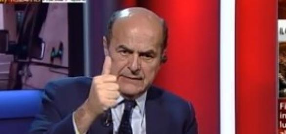 Pier Luigi Bersani intervistato da SkyTg