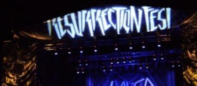 Resurrection Fest, escenario principal