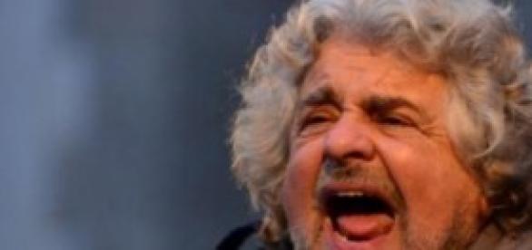 Beppe Grillo attacca duramente Matteo Renzi