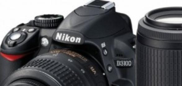 Cámara réflex D3100 Nikon