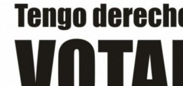 votar es tu obligacion mas que tu derecho