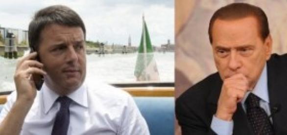 Indulto e amnistia, accordo Renzi - Berlusconi?
