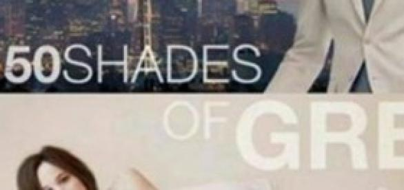 affiche de Fifty Shades of Grey