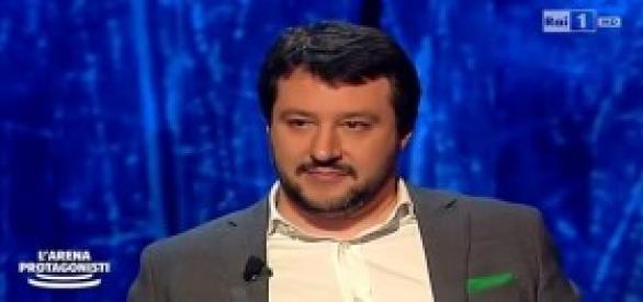 Matteo Salvini scala le preferenze