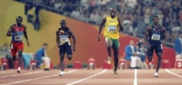 Usain Bolt en sus últimos Juegos Olímpicos