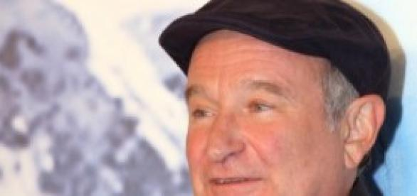 Actor norte-americano Robin Williams