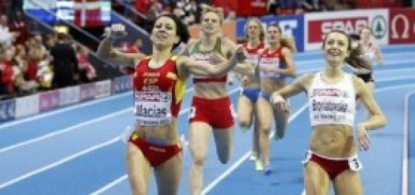 Campeonatos europeos de atletismo ya pasados.