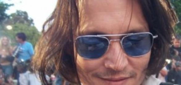 Johnny Depp (Fonte: Wikipedia)