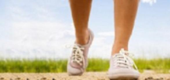 Caminar previene enfermedades cardiovascualres