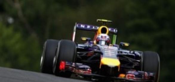Dani Ricciardo, vencedor de la carrera
