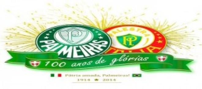 Palmeiras completa 100 anos de história vitoriosa