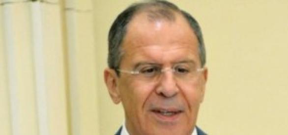 canciller ruso, Sergeui Lavrov en su visita a Cuba