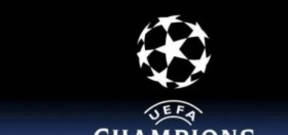 logotipo de la Champions League