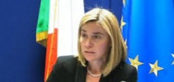 Federica Mogherini è Lady Pesc
