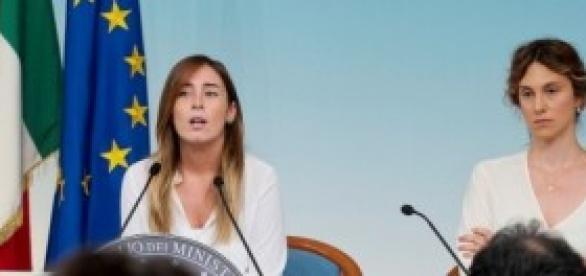 Riforme Senato Boschi e riforma Pa pensioni Madia