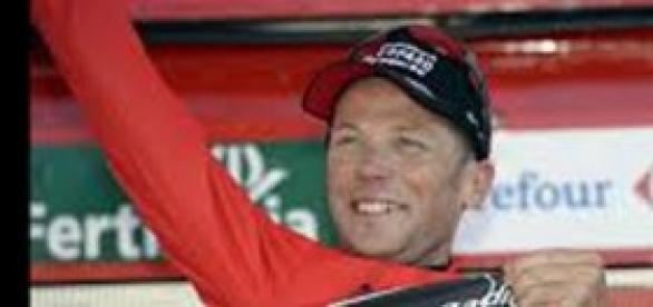 Chris Horner, ganador de la última edición