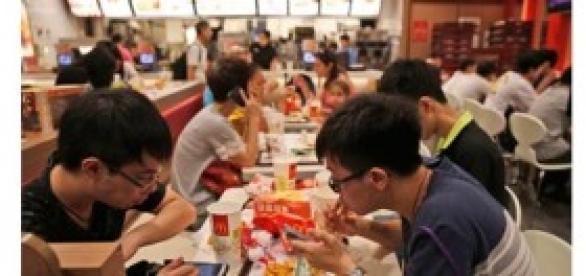 În China, McDonald's a retras carnea din meniu