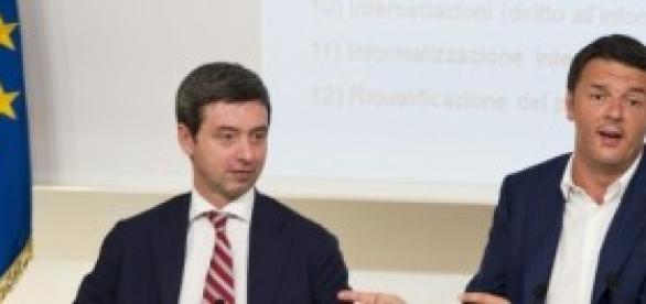 Riforme Renzi - Berlusconi con indulto e amnistia?