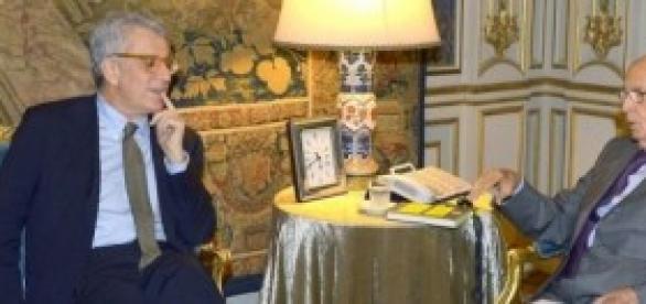 Napolitano e Manconi per indulto e amnistia 2014