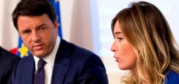 Riforme, Renzi-Boschi, giustizia, Millegiorni