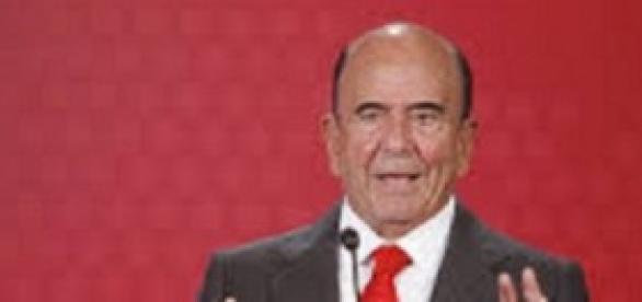 Emilio Botín, presidente del Grupo Santander