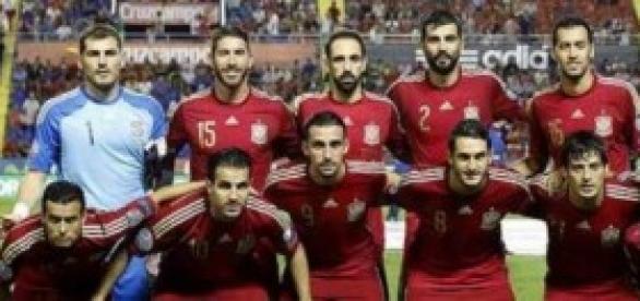 La nueva España dirigida por Del Bosque
