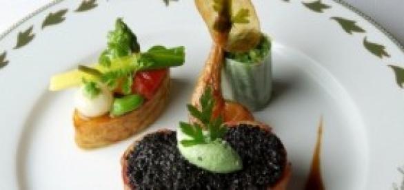 Prato feito por um chef Fonte:wikipedia