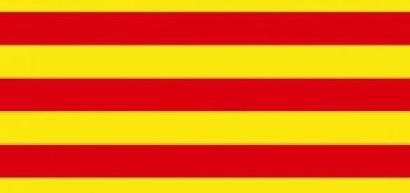 Senyera, a bandeira da Catalunha