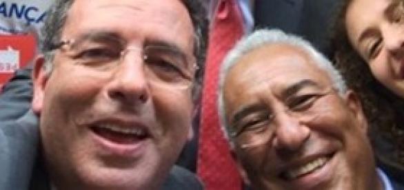 Seguro e Costa, candidatos a líder do PS