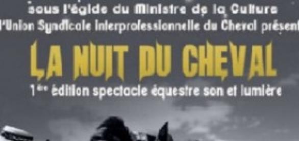 """1ère édition """"La nuit du cheval"""""""