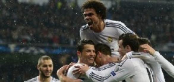 El Madrid vuelve a la Champions. Foto: cre.com.ec